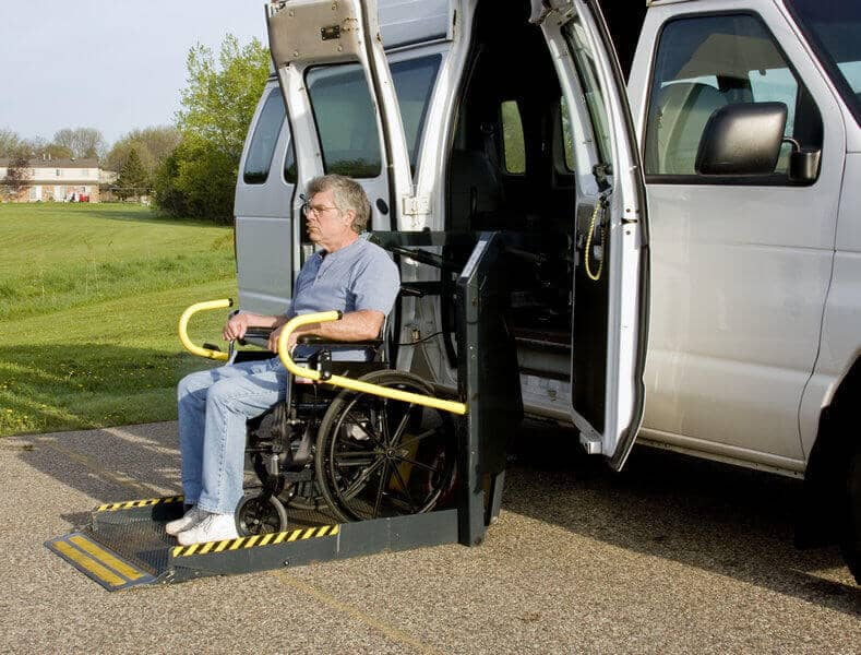 Staying Independent: Non-Emergency Medical Transportation