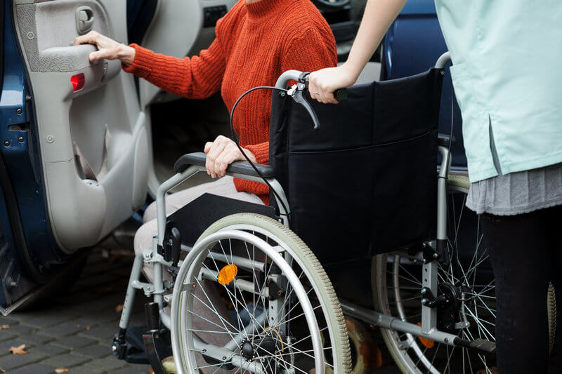 5 Tips to Keep Disabled Patients Safe and Comfortable During Long Trips